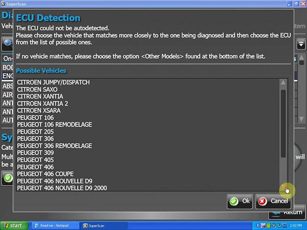 New PSA-COM PSACOM  Software 3