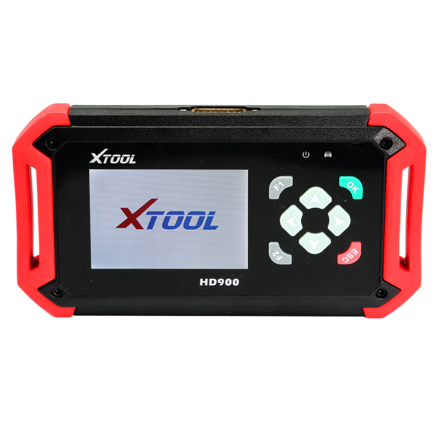 XTOOL HD900 Heavy Duty Truck Code Reader