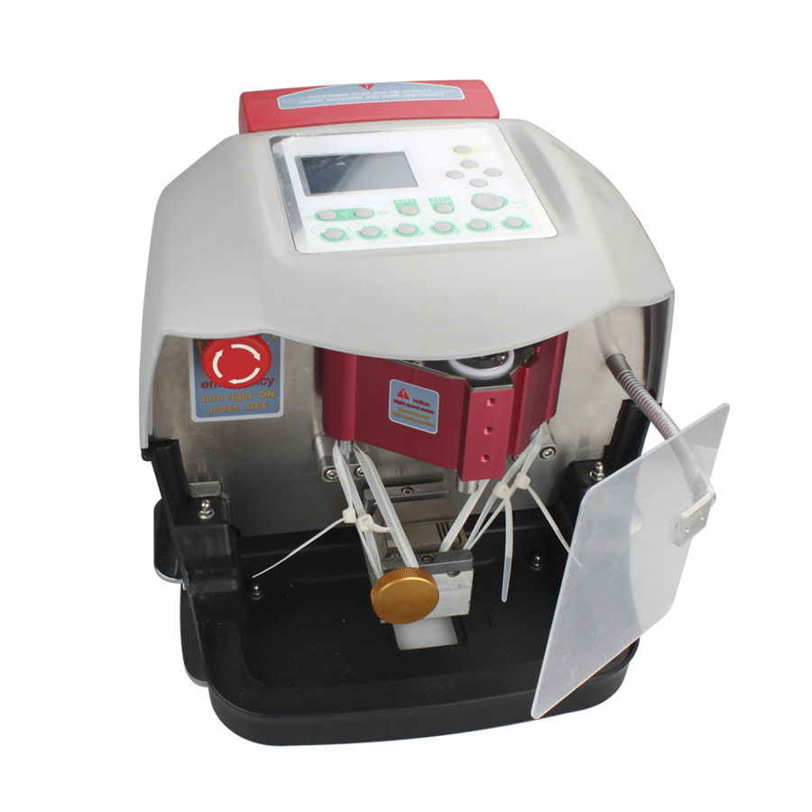 Automatic V8/X6 Key Cutting Machine with Free Database