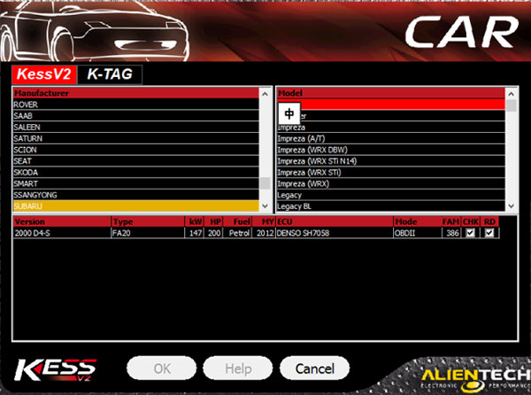 KESS V2 V5.017-6