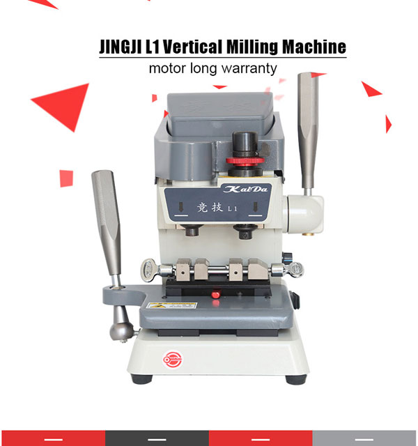 L1 Key Cutting Machine-2