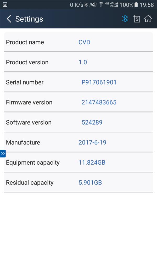 XTUNER CVD-9 Software-19