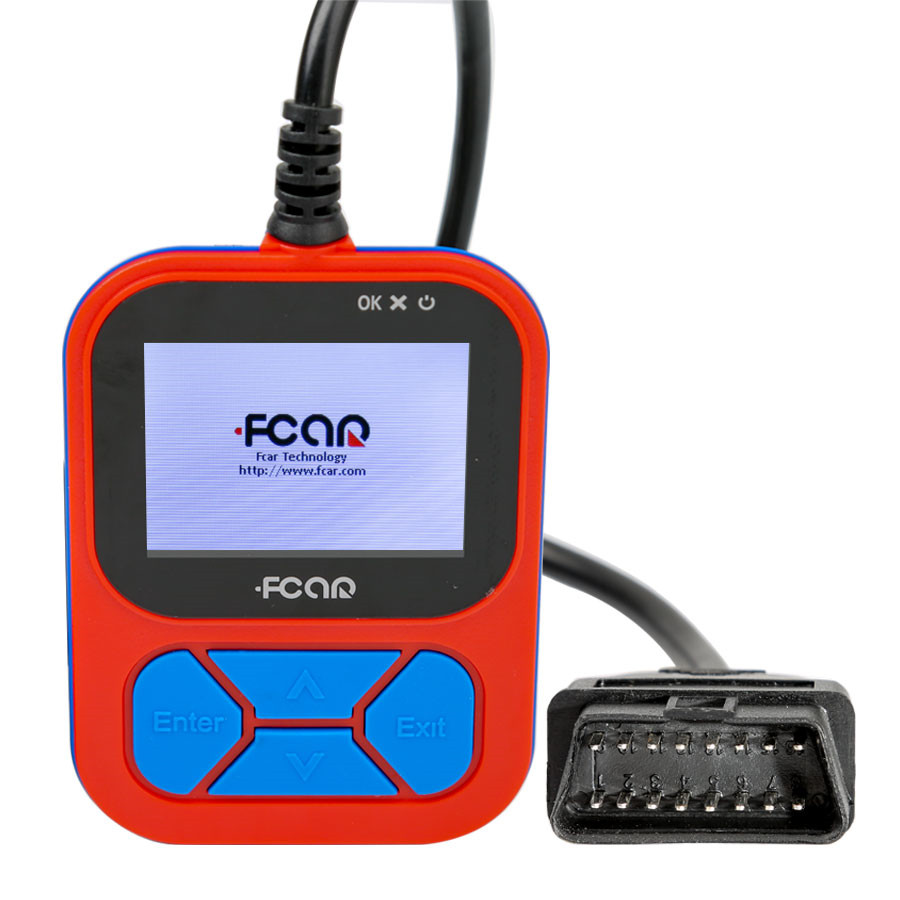 Vehicle Code Reader >> Exclusive Sale Fcar F502 Heavy Duty Handheld Code Reader For J1939 And J1708 Truck Scanner