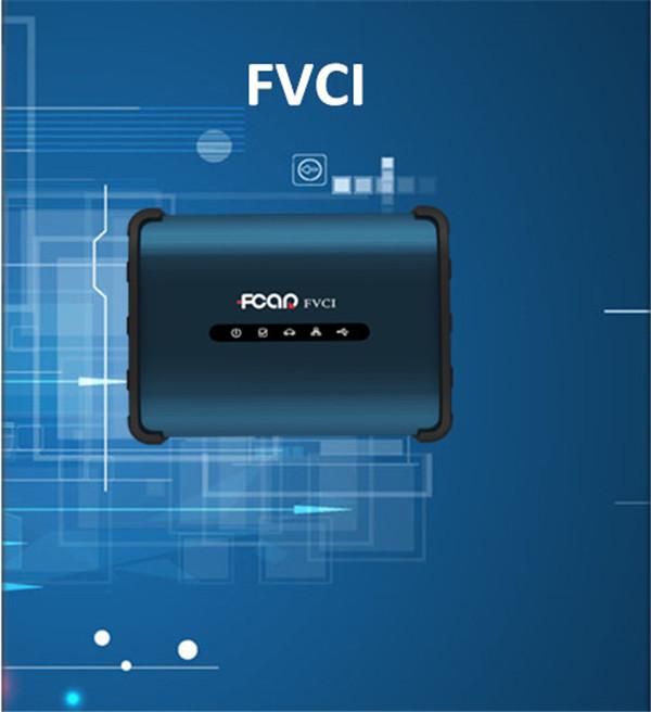 FCAR FVCI PassThru J2534 Reflash/Diagnostics VCI-1
