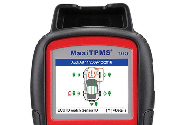 Original Autel MaxiTPMS TS508 TPMS Service Tool