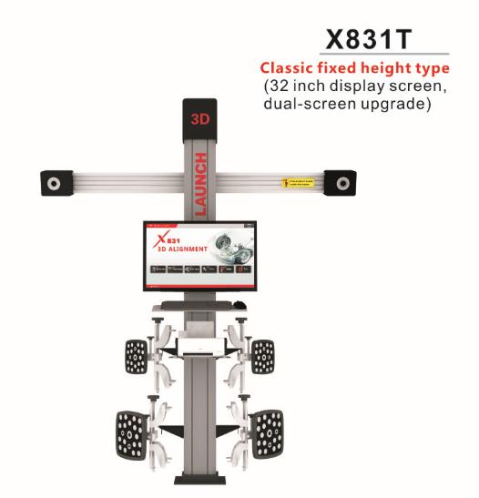 Original LAUNCH X831T