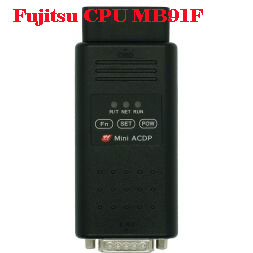 Yanhua Mini ACDP Fujitsu CPU MB91F Read & Write Authorization with Adapters