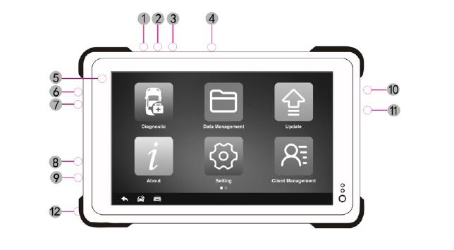 Vident iSmart900 Window Tablet
