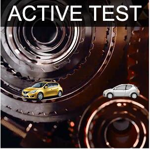 Launch X431 Pro Mini Active Test