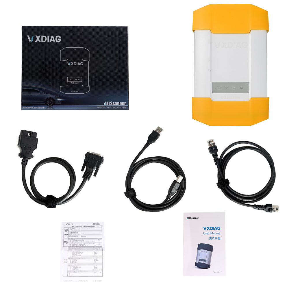 [7% Off $538 47] VXDIAG VCX DoIP Jaguar Land Rover Diagnostic Tool with  PATHFINDER V182 & JLR SDD V153 Software Contained in HDD Ready to Use