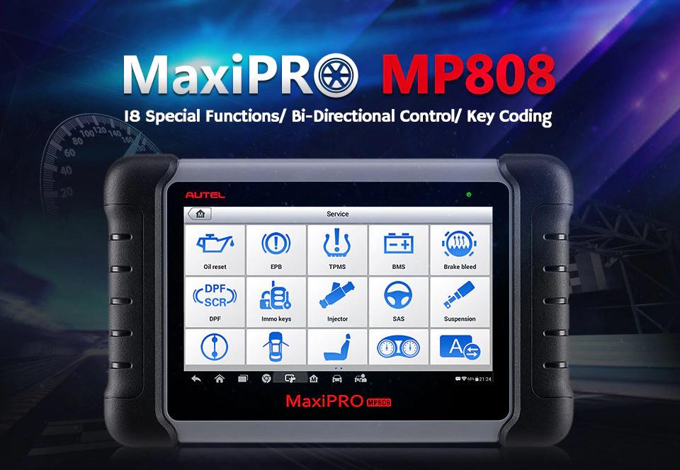 Autel MaxiPRO MP808