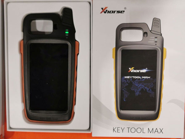 Xhorse VVDI Key Tool Max with VVDI MINI OBD Tool