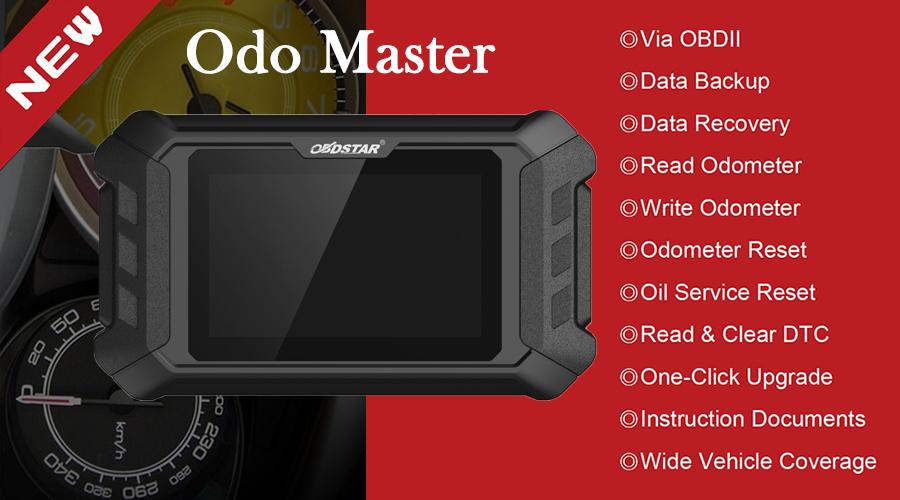 OBDSTAR ODO Master