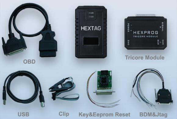 HexTag Programmer Package List