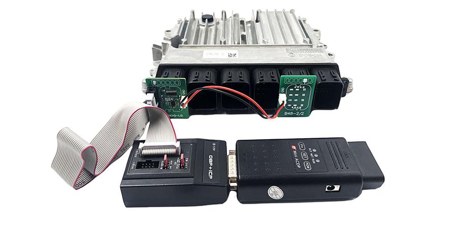 Yanhua Mini Acdp B48  B58 Bench Interface Board