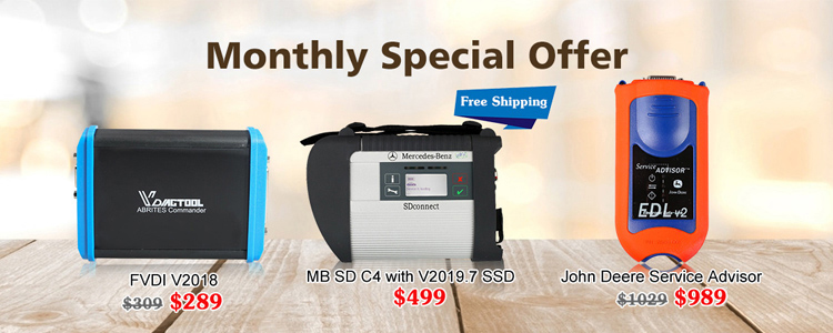 UOBDII Monthly Special Offer