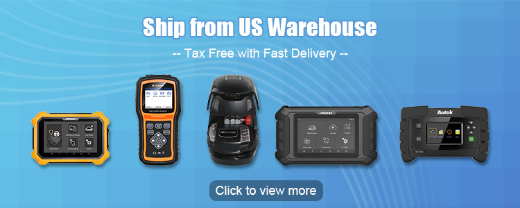 Ship from US Warehouse, Fast Delivery & No Tax