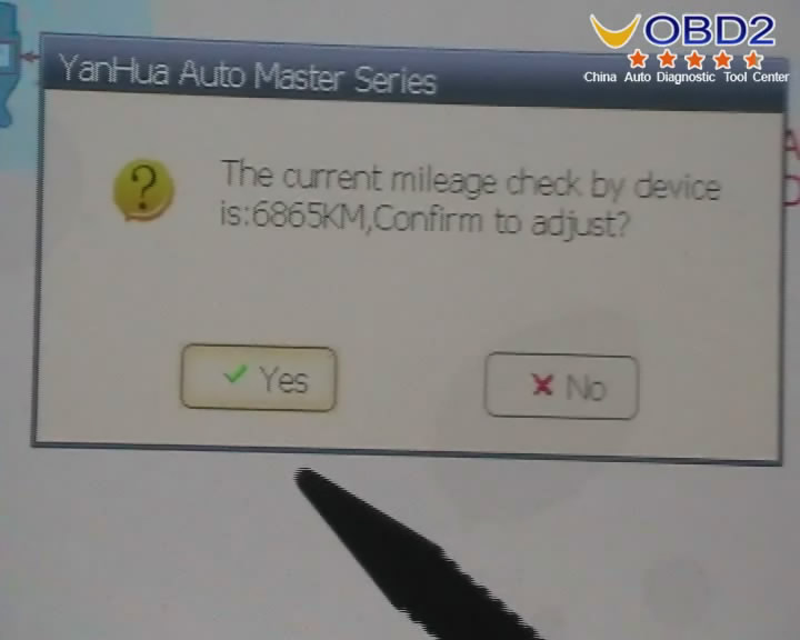 Digimaster 3 Adjust Mileage