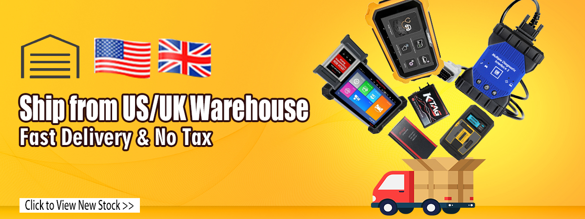 Ship from US/UK Warehouse Fast Delivery & No Tax