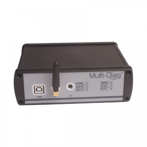 V2011C WAS Multi-Diag Bluetooth Multi-Languages Truck Diagnosis Free Re-Activation