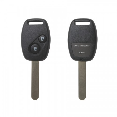2005-2007 Remote Key 2+1 Button And Chip Separate ID:48( 315 MHZ ) for Honda