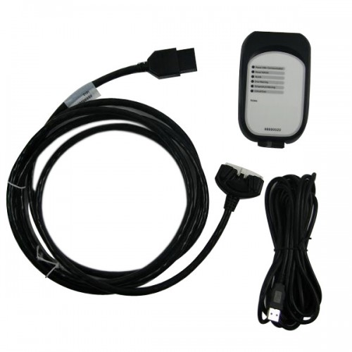VCADS3 Truck Diagnostic Tool For VOLVO  With Multi-languages working / VCADS 2.20