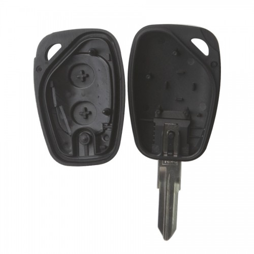 Remote Key Shell 2 Button For Renault 5pcs/lot
