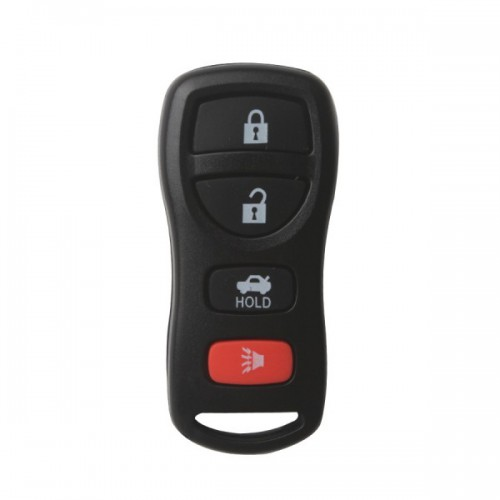 Remote Shell 4 Button for Nissan 10pcs/lot
