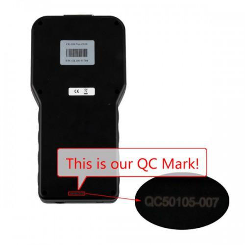 Latest V45.09 CK-100 CK100 Auto Key Programmer