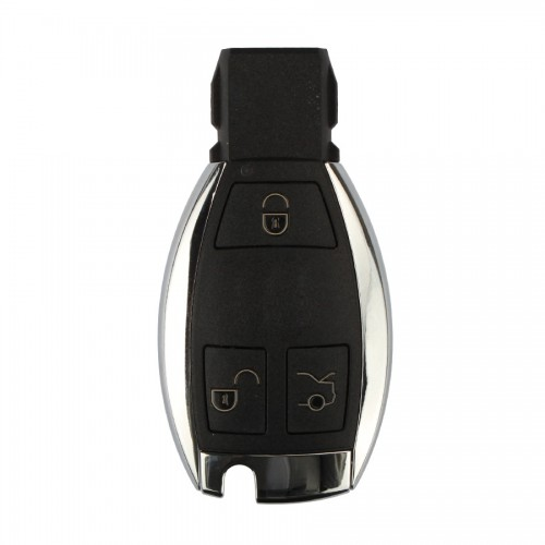Buy Smart Key Shell 3-Button With The Plastic Board for Benz