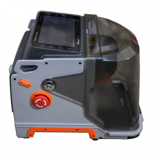 Original iKeycutter CONDOR XC-MINI Automatic Key Cutting Machine Three Years Warranty Get Latest Database Free Shipping by DHL
