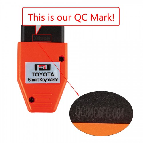 [UK/RU Ship] Smart Key Maker OBD For 4D and 4C Chip For Toyota  Free Shipping