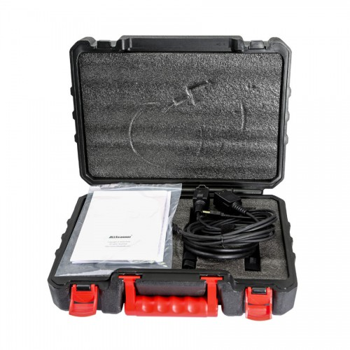 [On Sale] New VXDIAG Multi Diagnostic Tool for BMW & BENZ 2 in 1 Scanner With Software HDD