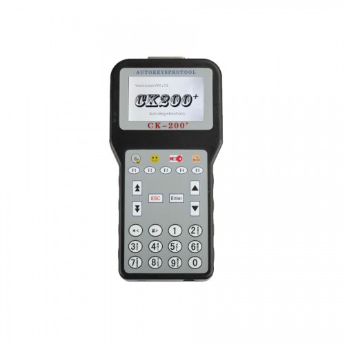 [US Ship No Tax] V50.01 CK-200 CK200 Auto Key Programmer Updated Version of CK-100 Free Shipping by DHL