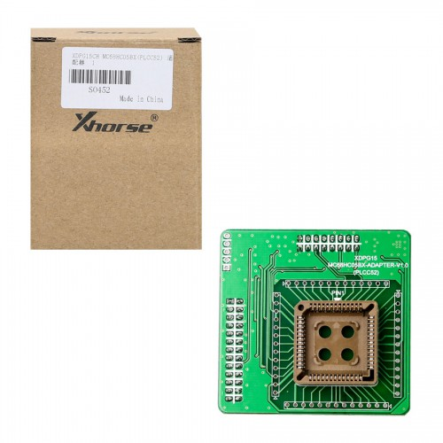 [US Ship No Tax] Xhorse XDPG15CH MC68HC05BX(PLCC52) Adapter for VVDI PROG