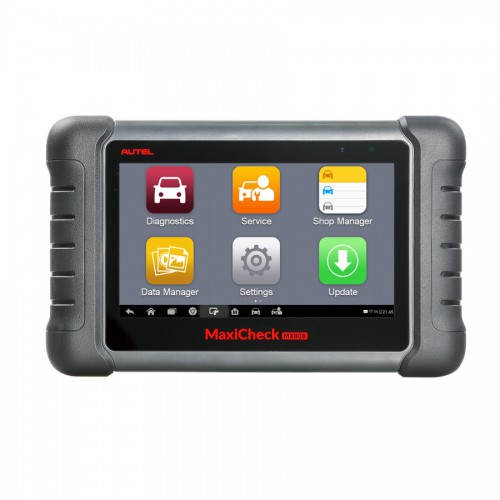 AUTEL MaxiCheck MX808 Android Tablet Diagnostic Tool Code Reader Free Update Online