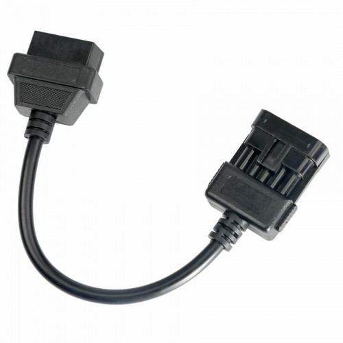 Opel 10Pin to OBD OBD2 16PIN