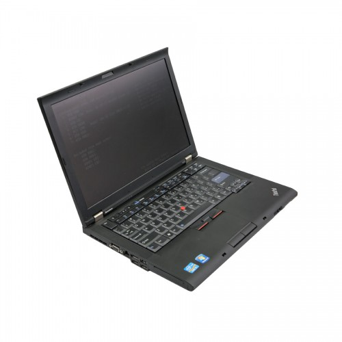 Second Hand Lenovo T410 Laptop I5 CPU 4GB Memory WIFI 253GHZ DVDRW
