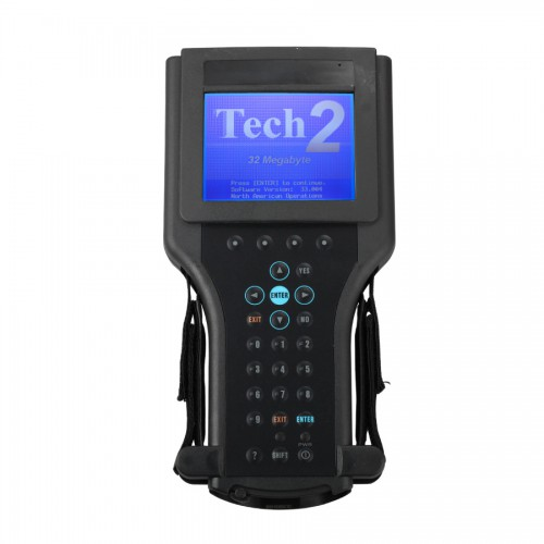 [UK Ship] Tech2 Diagnostic Scanner For GM/Saab/Opel/Isuzu/Suzuki/Holden with TIS2000 Software Full Package in Carton Box
