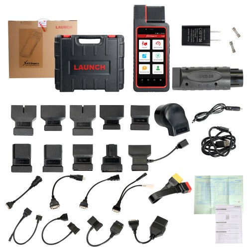 Launch X431 Diagun IV Powerful Diagnostic Tool with Full Connectors Free Update Online for 2 Years