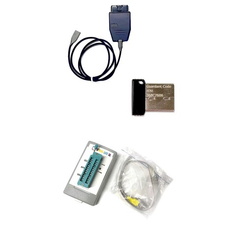 [7% Off $1209] V2.0.0.11 Diatronik SRS+DASH+CALC+EPS OBD Tool Full Kit with Gprog Lite SL Adapter Support All Renesas and Infineon via OBD2 US Ship