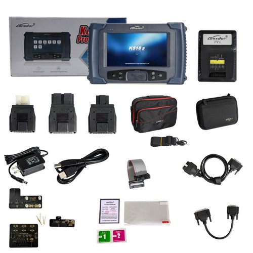[EU Ship] LONSDOR K518S Key Programmer Full Version Support Toyota All Key Lost