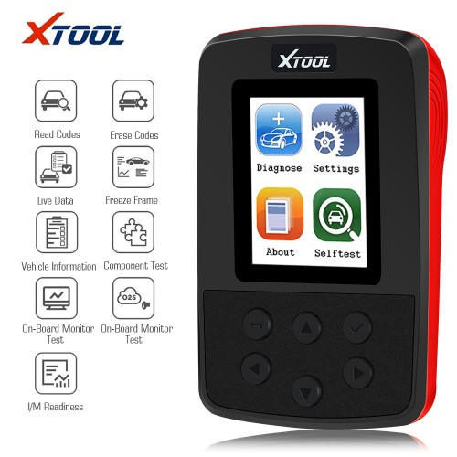 XTOOL SD100 Volle OBD2 DIY OBD2 Diagnostic Tool Code Reader