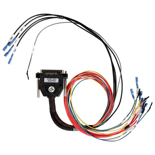 [UK/EU Ship] Original Xhorse VVDI Prog Programmer with Bosch ECU Adapter Read BMW ECU N20 N55 B38 ISN without Opening