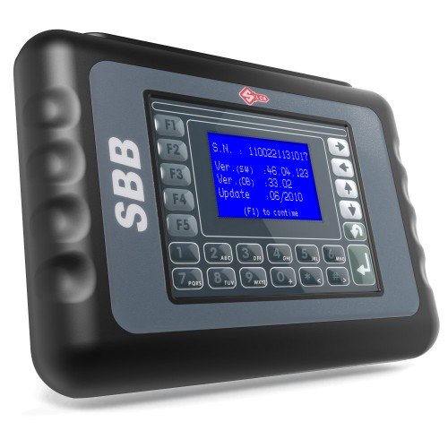 [UK Ship] New SBB Key Programmer V33.02 Version
