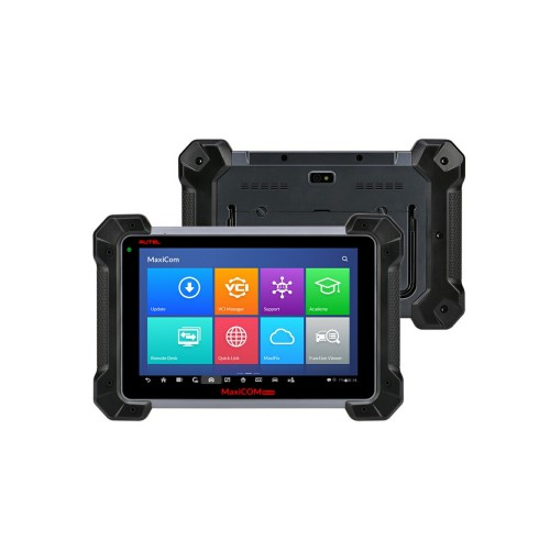 100% Original Autel MaxiCOM MK908 All System Diagnostic Tool Support ECU/Key Coding Updated Version of Maxisys MS908