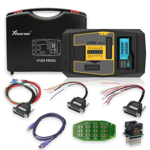 [UK Ship] Original Xhorse VVDI PROG Programmer V4.9.4 Free Shipping