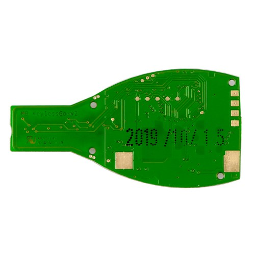 MB FBS3 BGA Keyless Go Key Suitable for W221 W216 W164 W251 After Year 2009
