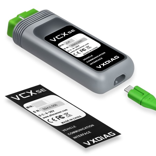 VXDIAG VCX SE For JLR Car Diagnostic Tool for Jaguar and Land Rover without Software
