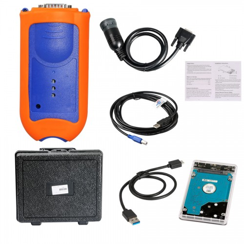 [7% Off $882.57] Service Advisor EDL V2 Electronic Data Link Truck Diagnostic Kit for John Deere with Free Software 4.0AG, 4.0 CCE, 2.8 CF